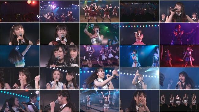 181217 (720p) AKB48 牧野アンナ 「ヤバイよ!ついて来れんのか?!」公演