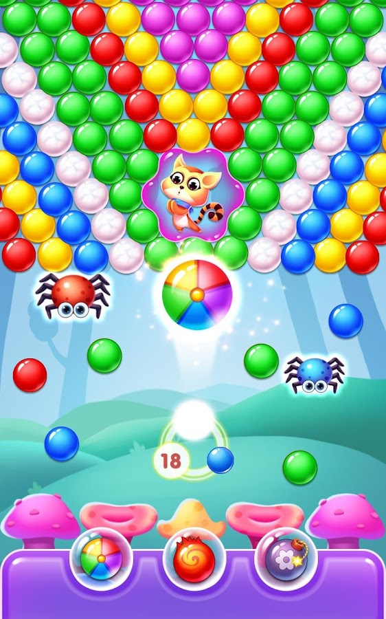 bubble shooter move android apps on google play. Black Bedroom Furniture Sets. Home Design Ideas