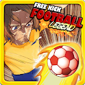 Free Kick Football Kickoff icon