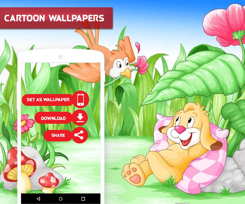 Cartoon HD Wallpapers screenshots