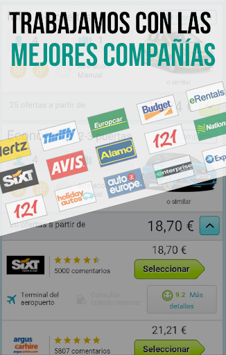 Cheap Car Rental.  screenshots 3