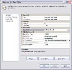 06 - Execute SQL General