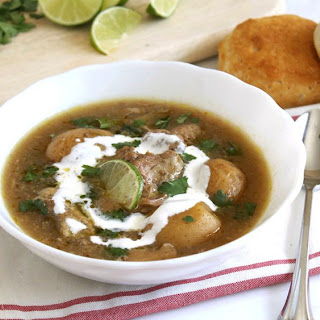 Slow-Cooker Chili Verde.