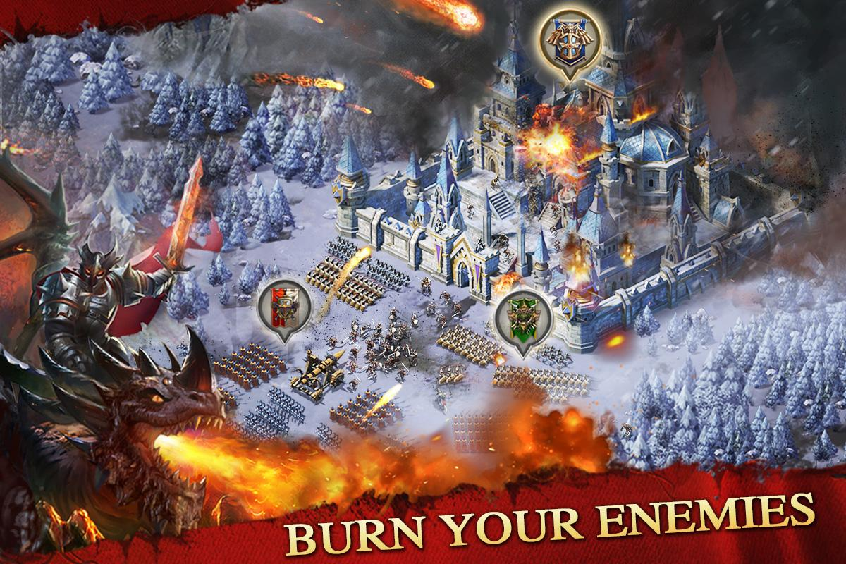 Kingdoms Mobile - Total Clash - Android Apps on Google Play