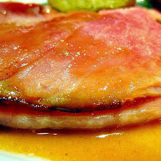Ham & Sweet Pineapple Brown Sugar Gravy.