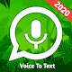 Speech To Text For WhatsApp - Voice Typing Download for PC Windows 10/8/7