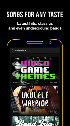 Download Ultimate Guitar: Chords & Tabs MOD APK 2