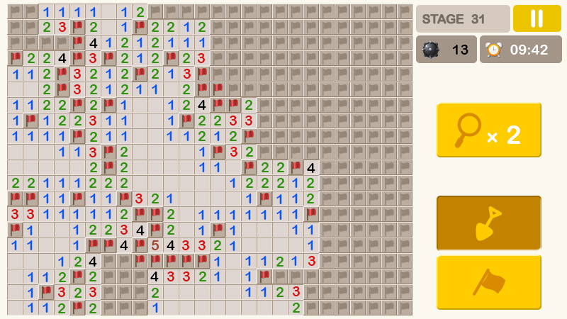 Minesweeper King- screenshot