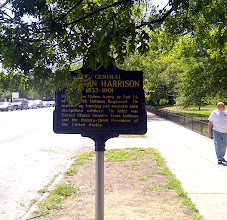 Photo: Benjamin Harrison Home, Athenaeum walk, Indianapolis IN
