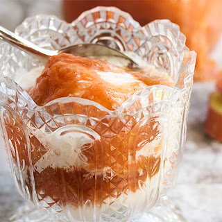 Rhubarb Orange Compote Recipe