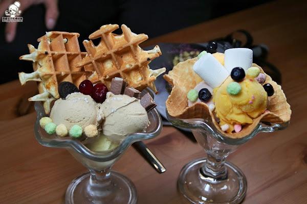 超好吃不膩的邊邊義式冰淇淋,獨特客製化冰淇淋蛋糕、隱藏版甜桶雞蛋仔冰淇淋、獨家口味創意風味
