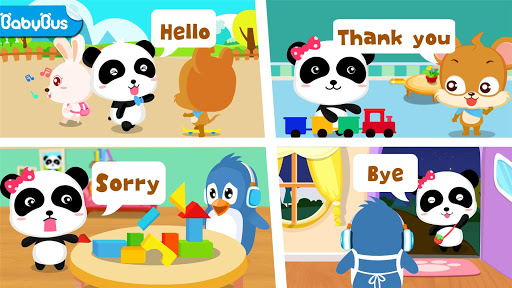 The Magic Words - Polite Baby apkpoly screenshots 11