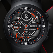 Hybrid Interactive Watch Face  Icon