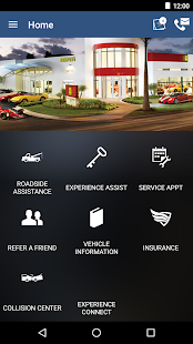 The Experience Auto Group Ekran Görüntüsü