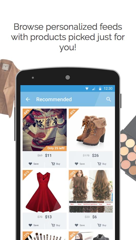 Wish - Shopping Made Fun screenshot #4