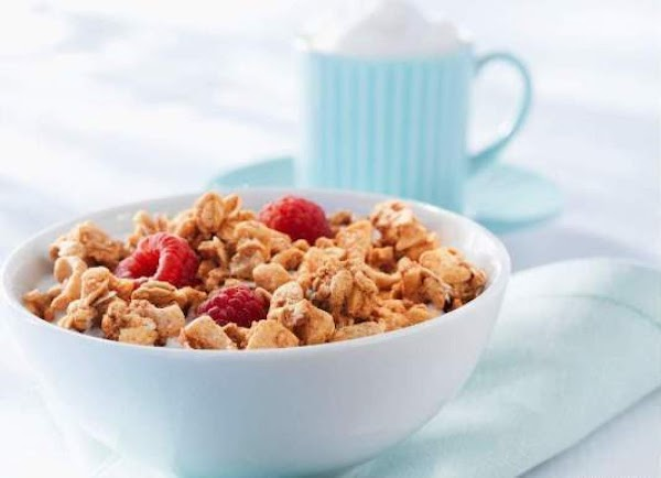 Cinnamon Crunches (cereal Or Crackers) Recipe