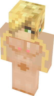 Minecraft Girl Naked Skin