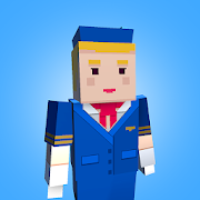 Idle Tap Airport MOD APK 1.7.0 (Free Shopping)