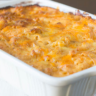 Baked Macaroni And Cheese Cream Cheese Recipes