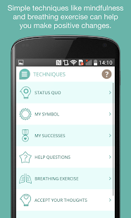 Mindfit - a mini-psychologist in your pocket- screenshot thumbnail