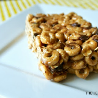 Cheerios Peanut Butter Bars.
