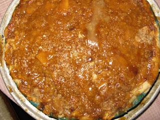 Caramel Glazed Soft Apple Pie Recipe