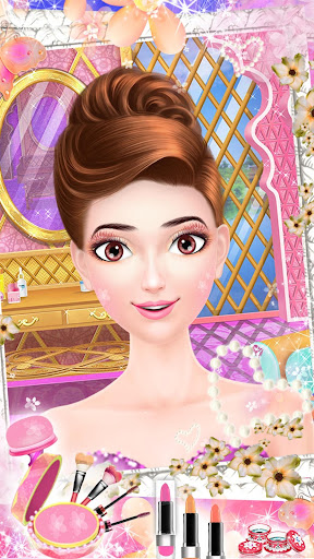 Princess Wedding Makeover 2 - Makeover Salon 1.11 screenshots 3