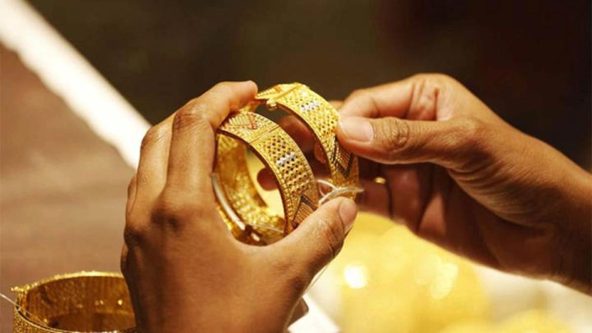 Vàng và trang sức là kim loại quý có giá trị ngày càng cao