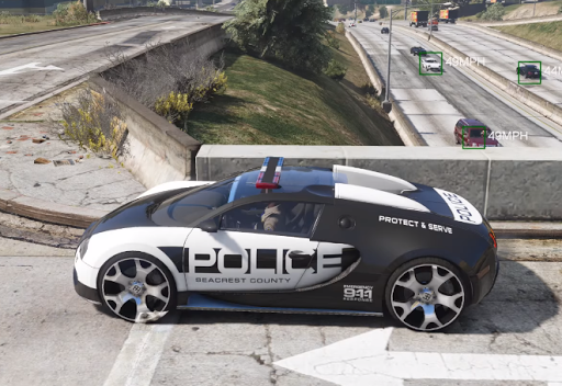 Real Police Car Games 2019 3D 1 4