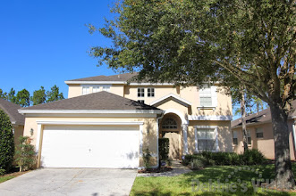 Private Orlando villa, pool with large deck, air-conditioned games room, close to Disney