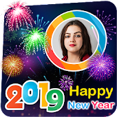 2019 New Year Greetings & Photo frames Mod