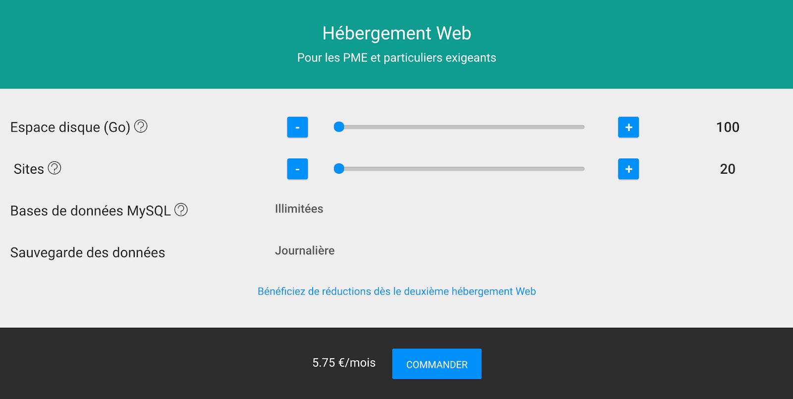L'hébergement Web