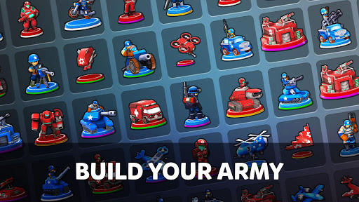 Mini Guns - Omega Wars  screenshots 12