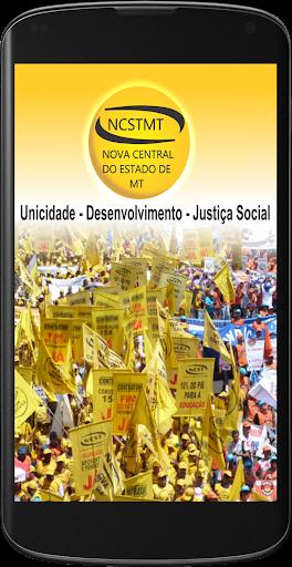 Nova Central Sindical - NCSTMT