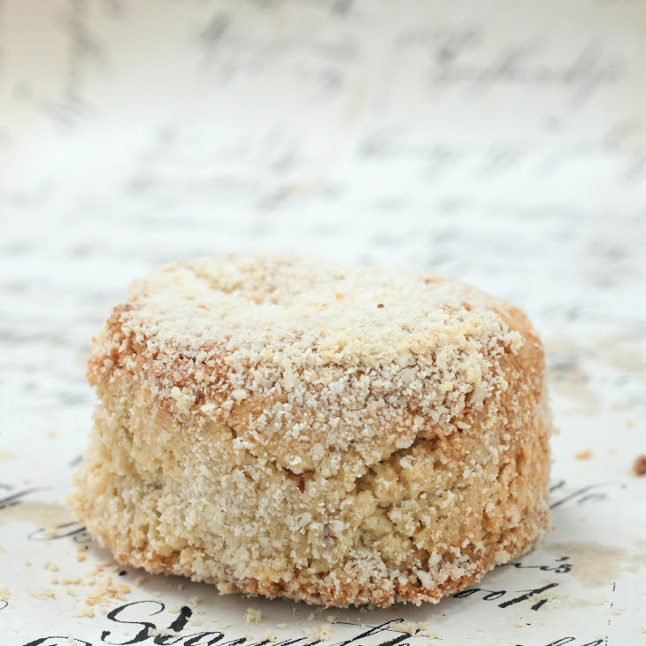Almond + Vanilla Scones