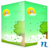 AppLock Theme Spring