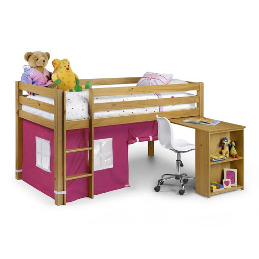 Julian Bowen Wendy Sleeper Bunk Bed Blue