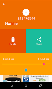 Voice Call Recorder - náhled