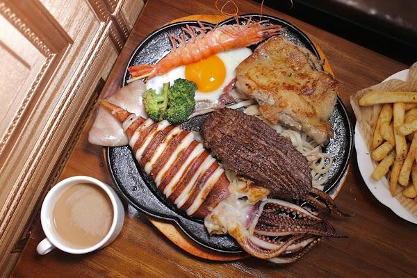 饗吃牛海鮮牛排館