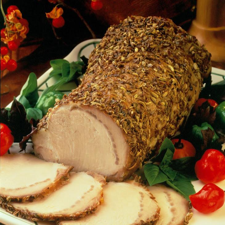 Italian Porketta Recipe