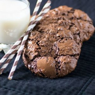 Gluten Free Chocolate Walnut Cookies Recipe