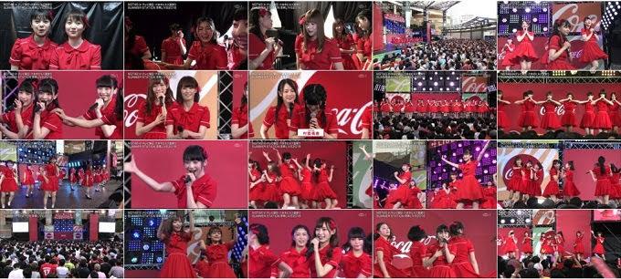 (TV-Music)(720p) NGT48 in テレビ朝日・六本木ヒルズ夏祭り SUMMER STATION 音楽LIVE 2018 181019