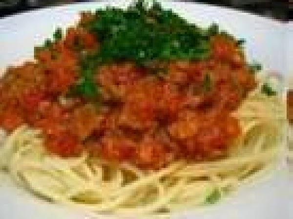 Spaghetti, Quick & Flavorful Recipe