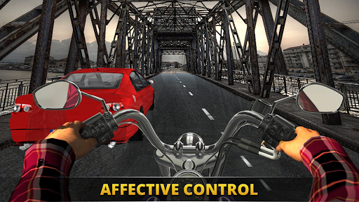 VR Ultimate Traffic Bike Racer 3D 1.1.2 Screenshots 2