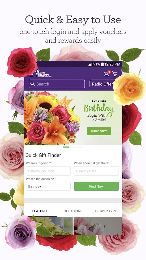 1800Flowerscom Send Flowers Android Apps on Google Play
