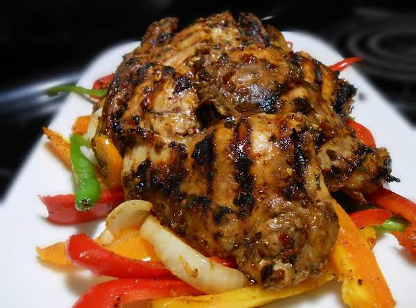 Grilled Chicken Southern Style