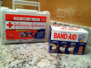 Photo: Be sure to update your First Aid Kit too!
