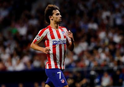 🎥 L'Atlético Madrid reprend la troisième place, Yannick Carrasco reste sur le banc