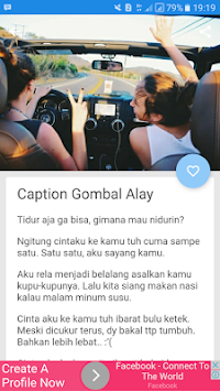 Download Caption Ig Lucu Keren Gokil Apk Latest Version App For