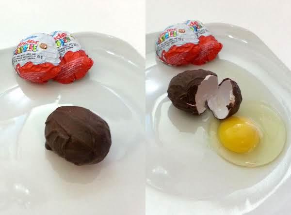Easter Egg Prank Recipe